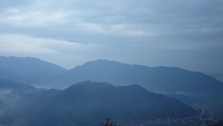 【天空の城】秋も深まってきたので、兵庫県朝来市にある竹田城跡を訪れてみた